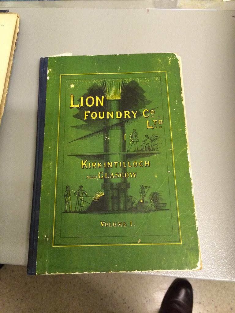 a Lion Foundry 1