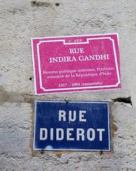 Rue Indira Gandhi [Lyon, France]