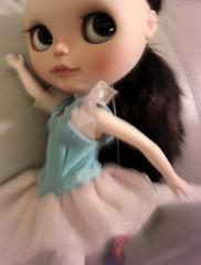 March 7, Blythe a Day, Fly Like a Girl