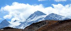 Himalayan landscape! (draskd) Tags: mountain landscape shimla himalayas himachalpradesh mountainscape hampta chandrabhaga hamptapass hamptapasstrek cbpeaks