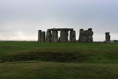 Stonehenge, Amesbury, Wiltshire, England, November 2014 (Richie Wisbey) Tags: england green monument stone chalk ancient do touch richard stonehenge druid wiltshire aubrey bluestone henge wisbey