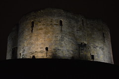 The Glow of Clifford's Tower (CoasterMadMatt) Tags: pictures york city greatbritain november autumn england building tower castle english heritage history castles monument up architecture night dark photography lights town nikon place time photos unitedkingdom britain yorkshire united great north illumination landmarks property kingdom landmark structure illuminated east photographs gb british lit cliffordstower northeast atnight attraction attractions 2014 litup inthedark cliffords englishheritage nikond3200 nighttimephotography cityofyork d3200 yorkatnight coastermadmatt november2014 coastermadmattphotography yorklandmarks