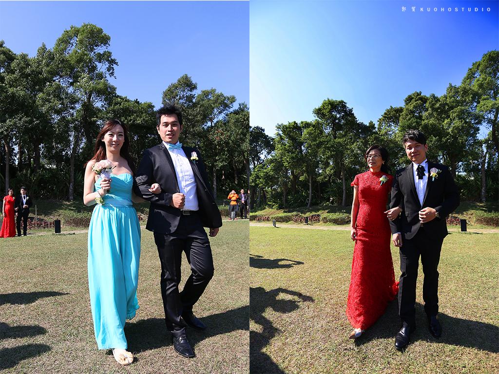 台北,婚攝郭賀,婚禮攝影,婚禮記錄, 台北婚攝,園外園,戶外證婚,證婚儀式,戶外婚禮,迎娶,定結,文定,婚禮紀實