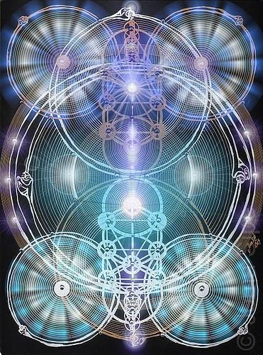 Theosophia Geometrica XIII Illuminated Version