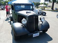 Chevrolet pickup (bballchico) Tags: chevrolet pickup truck ratbastardscarshow ratbastardsinfestationcarshow 2014 206 washingtonstate