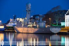 F357 Thetis (Aviation & Maritime) Tags: norway navy bergen frigate thetis warship fregatt royaldanishnavy f357thetis