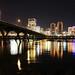 Richmond, VA Skyline in Lights