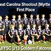 U13 Boys Golden Falcons-First Place at The Great Carolina Shootout Myrtle Beach