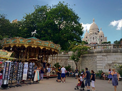 "Montmartre Carousel • <a style=""font-size:0.8em;"" href=""http://www.flickr.com/photos/29084014@N02/16037364782/"" target=""_blank"">View on Flickr</a>"
