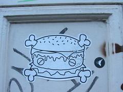 IMG_2338 (Tilda Tilda) Tags: street urban streetart pasteup art sticker stickerart kunst hamburg urbanart aufkleber schanze pastedup streetarthamburg stasenkunst