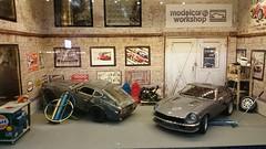Datsun 260Z / Nissan Fairlady Z (www.MODELCARWORKSHOP.nl) Tags: vw maastricht classiccar exhibition porsche cooper bugatti alfaromeo morgen mecc jaguarxk120 classicrallycar interclassics topmobiel