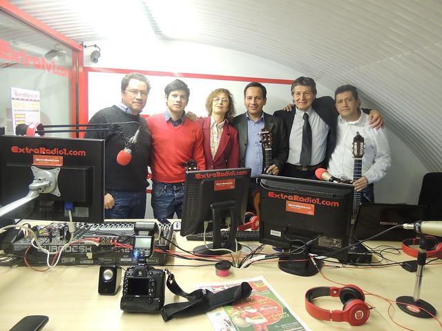 Navidad y Fin de Año 2014 en EXtra Radio