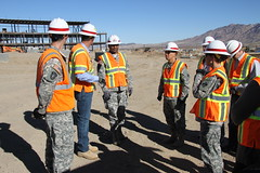Chief of USACE visits Los Angeles District
