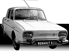 R8 (4) (Raymond Martin-faber) Tags: renault r8 martinfaber renaultheque raymondmartinfaber httpsrenaulthequewordpresscom