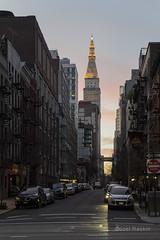 MetLife Clock Tower (Joel Raskin) Tags: city nyc newyorkcity urban cityscape manhattan sony alpha metlife streetscape urbanlandscape gramercy a7ii mirrorless emount a7m2 ilce7m2