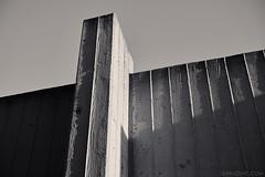 (rigshots) Tags: architecture concrete library modernism melbourne brutalism modernist beton brutalist brut glenroy