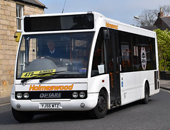 Holmeswood Coaches: YJ56WTZ (Cobalt271) Tags: solo m810 optare travelsure nebuses