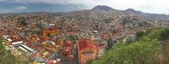Guanajuato Panorama (Guanajuato, Mxico. Gustavo Thomas  2016) (Gustavo Thomas) Tags: travel panorama colour mxico landscape cityscape mexican guanajuato mexicano panormica