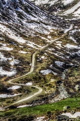 Ceresole #1 (Roberto Defilippi) Tags: primavera trekking piemonte springtime rodeos disgelo nikond7100 342016