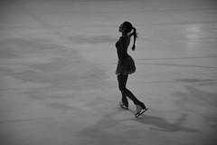 what goes around comes back around (lara_etta) Tags: bw white black ice me disco nikon artistic iceskating competition passion skater bianco nero maggio artistico ghiaccio passione gara pattinaggio stagione icefigure d3200