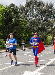 Manchester 2016 Run (13) (alsimages1 - Thank you for 860.000 PAGE VIEWS) Tags: old sun rain manchester fun shower blind tunnel run professional runners trafford runner amateur lowry participants the 2016
