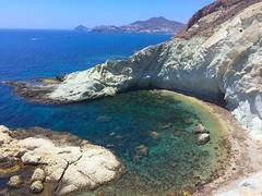 Cala Higuera en Parque Natural Cabo de Gata, Almería. (eustoquio.molina) Tags: parque cabo san natural gata josé almería higuera cala rocas mediterráneo volcánicas