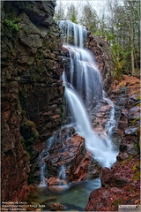 Avalanche Falls Franconia Notch State Park NH (LeisurelyScientist.com) Tags: park white mountains nature water canon timelapse state wildlife tripod may newhampshire nh franconia falls waterfalls environment wilderness hdr notch avalanche 2016 whitemountainsnationalforest franconianotchstatepark avalanchefalls canon6d tomwildoner