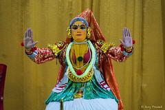 _DSC1007 (Roy Prasad) Tags: india art dance sony kerala prasad munnar kathakali rx10 royprasad rx10m2