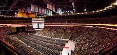 Northeastern University Graduation 2016 (minorninth9) Tags: boston university events graduation huge northeastern tdgarden