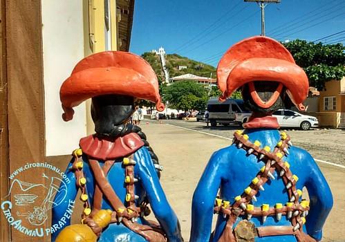 Casal de Cangaceiros...