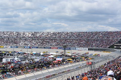 The view from my seat at Dover Speedway (Hazboy) Tags: auto usa car monster race america drive us may racing nascar series delaware sprint dover mile aaa autism speedway 2016 hazboy hazboy1