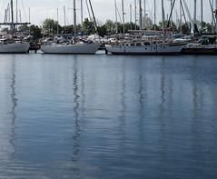 marina (tonyfield220) Tags: blue reflection square sailing breeze frizz