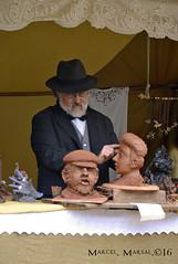 Artista (Marcel Marsal) Tags: primavera parades escultura figures fang artista fira occidental terrassa modernista escultor 2016 valls modelaci