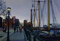 Albert Dock (Raquel O. Morais) Tags: travel england love liverpool dock december ship lifeinuk