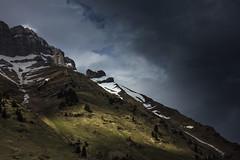 """La porte des Aravis (Isat"""") Tags: panorama mountain alps nature montagne alpes landscape nuage paysage moutains"""