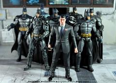 "We are Batmen (Garcia ""Imagtica"" Junior) Tags: game toy actionfigure brinquedo collection batman figuras diorama villains bonecos brucewayne rogues coleo arkham arkhamasylum dcdirect dccollectibles arkhamcity arkhamorigins"