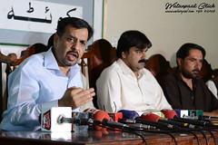 Mustafa Kamal Press Conference (watanpaal Photography) Tags: pakistan quetta balochistan mqm baluchistan mustafakamal watanpaal watanpaalphotography paksarzameenparty