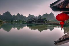 The Shangri-La (Felix Vila) Tags: china river guilin yangshuo shangrila