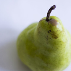 2016-05-31 Fruit Revisited 008 (consolecadet) Tags: stilllife food green fruit pears whitebackground edible