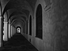 Certosa di Collegno (Lumase) Tags: geometry architectural repetition reiteration certosadicollegno