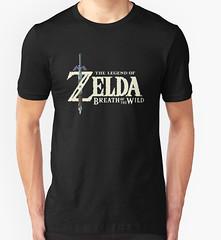 The Legend of Zelda Breath of the Wild logo t-shirt: http://shrsl.com/?~ctqg (Memes, T-Shirts) Tags: wild funny geek wind breath nintendo tshirt master gifts link sword zelda tshirts merch legend tee loz triforce breathofthewild
