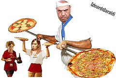PIZZA (edoardo.baraldi) Tags: nomine alfano soldi boschi ncd lorenzin governorenzi raffaelepizza