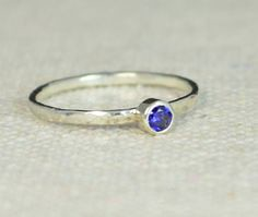 Classic CZ Sapphire (alaridesign) Tags: classic cz sapphire natural sterling silver ring these rings simple but substantial heirloom quality bands bezels hammered rustic un handmade alari alaridesign birthstonering bluering jewelry mothersring septemberbirthstone silversolitaire silverband silverring silversapphirering solitairering solitairerings stackingrings sterlingsilver