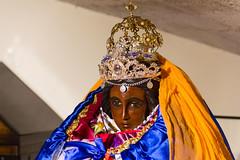 Saint Sarah the Black (Luca Quadrio) Tags: religion provence crypt sara gypsy camargue devotion statue colours colourful europe france sarah pilgrimage saintesmariesdelamer provencealpesctedazur francia fr
