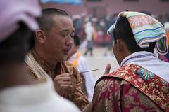 2016_Tibet_Flickr_2star-122 (arkienkeli) Tags: tibet repkong shaman festival tongren amdo