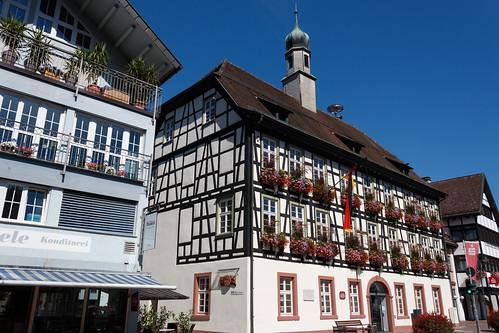 La Mairie d'Hausach