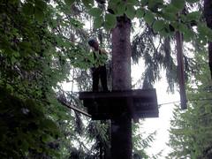 P8234079e (topzdk) Tags: treeclimbing summer 2016 czechrepublic ski slope lanovy park