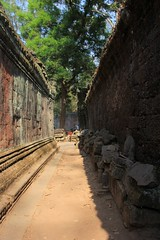 Angkor Wat - Cambodia (cattan2011) Tags: nature history ancientbuildings walls traveltuesday travelblogger angkorwat landscape travel cambodia