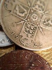 Money money money money (BJWben1) Tags: macro old 1922 money coin