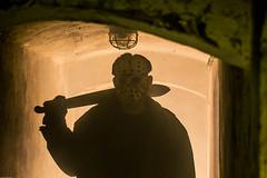 Jason (Novacamper) Tags: shadow jason film halloween fog germany movie lost deutschland keller scary nebel place herbst horror axt dunkel autumm beil kammer kaufbeuren akf schrecklich dster lostplace ngstlich novacamper